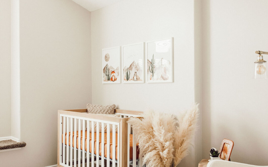 Baby Valenzuela's Nursery Reveal!